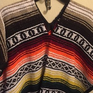 Other - Men's pancho